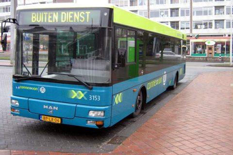 buschauffeur, Connexxion, Gouda