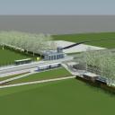 NS-station, Maastricht-Noord