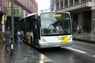De Lijn, Antwerpen, bus, Belgie