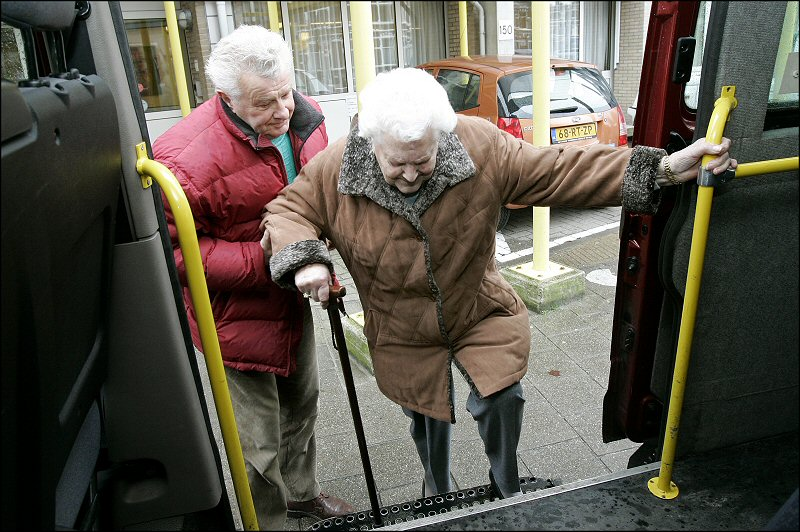 ouderenbond rotterdam