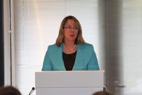 Marion Gout, directeur, ProRail