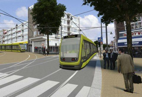 Regiotram, Groningen, tramlijn