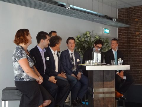 OV-debat Den Haag, GroenLinks,SP,PvdA,CU,CDA,VVD
