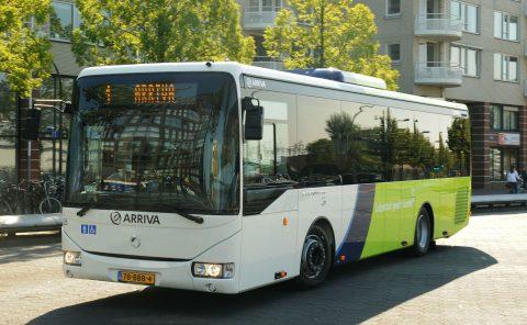 Kleinere bus, Arriva, Lelystad