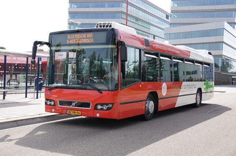 Volvo 7700, elektrische bus