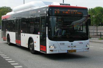 HTM, bus, Den Haag