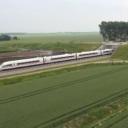 Hanzelijn, spoorlijn