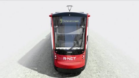 Avenio, tram