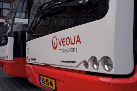 bus, Veolia Transport