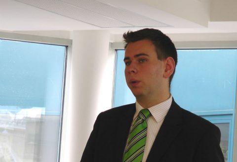 Dávid Vitézy, CEO, BKK