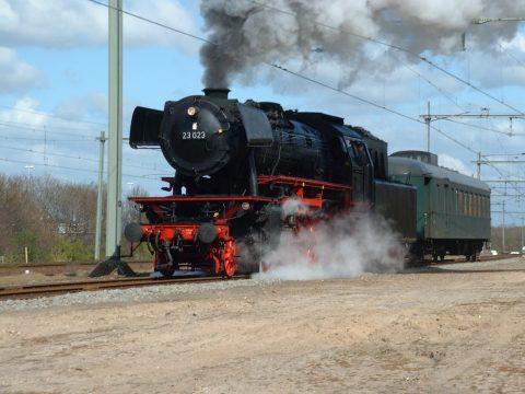 Stoomtrein, foto: Stoom Stichting Nederland