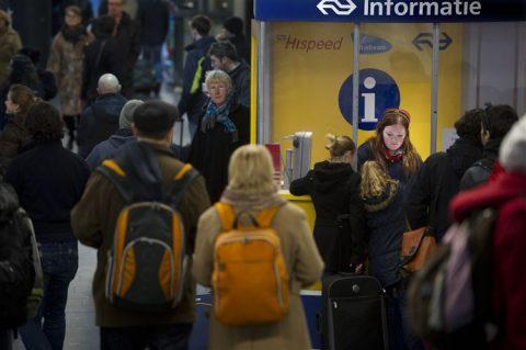 Nieuwe dienstregeling, NS, informatie, reizigers