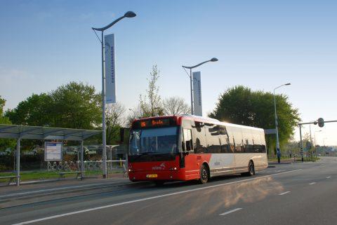 bus Veolia Breda