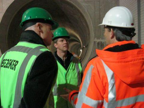 Minister, Shaun Donavan, Noord/Zuidlijn, metrolijn