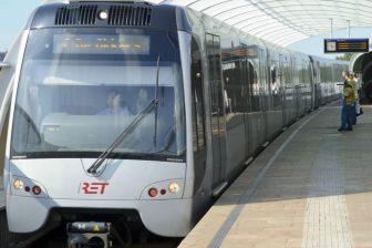 RET, metro