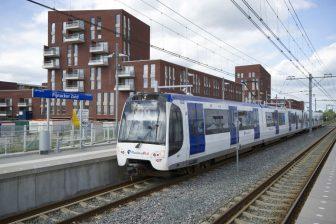 metrolijn E, Pijnacker, RET, RandstadRail