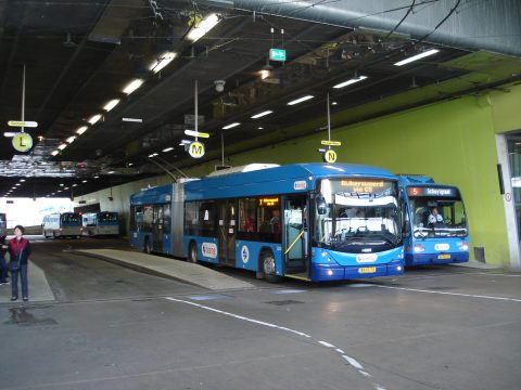 bus, Breng, station Arnhem