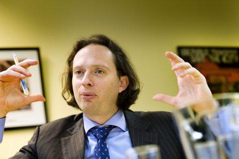 Veolia-directeur Manu Lageirse