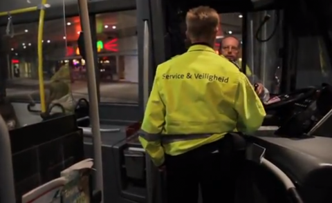 Toezichthouder, openbaar vervoer
