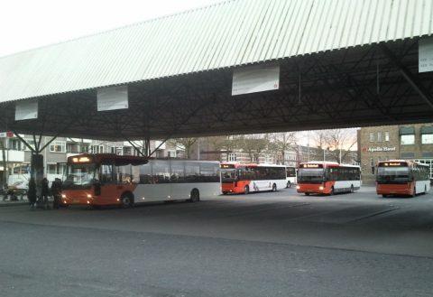 busstation, Breda