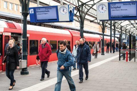 Reizgers,station, Groningen