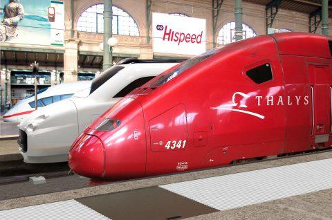 Thalys, hogesnelheidstrein