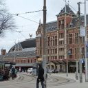 centraal station, Amsterdam