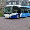 BYD, elektrische bus, Schiermonnikoog