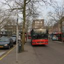 bushalte, Breda, Veolia