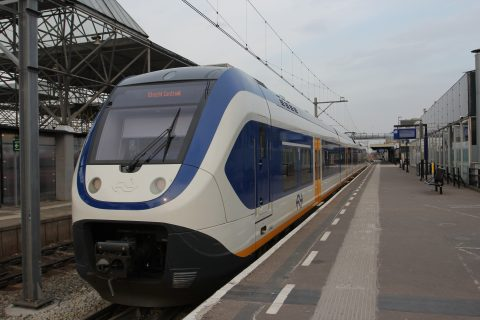 sprinter, SLT, NS, station, Breda,