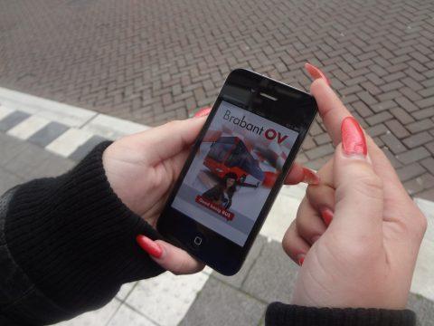 Brabant OV, App