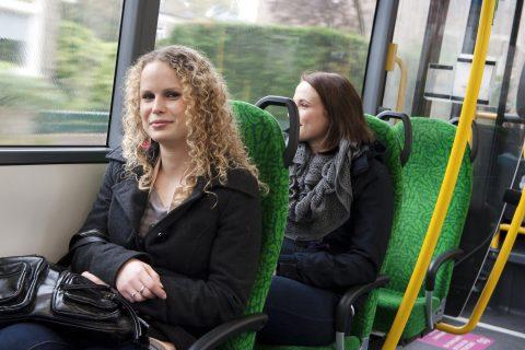 Reizigers, Syntus, Gelderland, bus