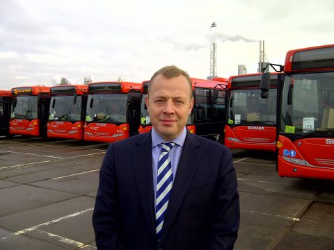 Maarten Post, directeur, EBS