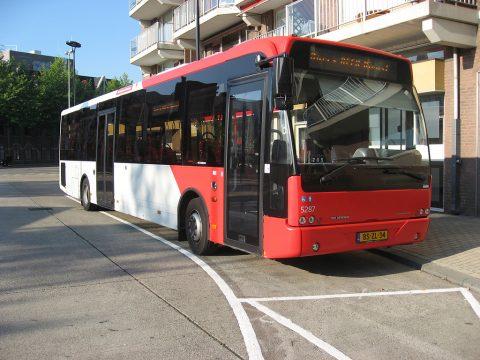 Veolia, bus, Tilburg