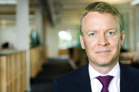 Thomas Øster, algemeen directeur, Arriva Denemarken