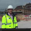 Ad Broeders, projectmanager, Spoorzone Delft, ProRail