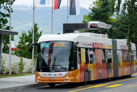 TOSA, bus, Genève