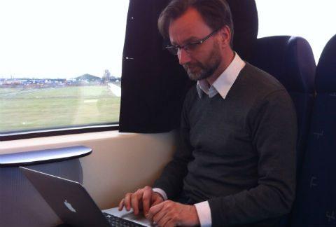 Wijnand Veeneman, onderzoeker Openbaar Vervoer, TU Delft