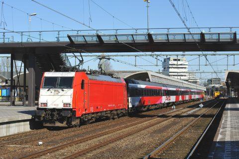 TRAXX, locomotief, Bombardier