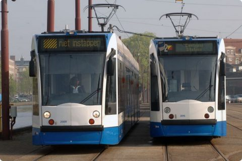 GVB, trams