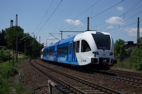 Arriva, trein