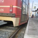tram, HTM, rails