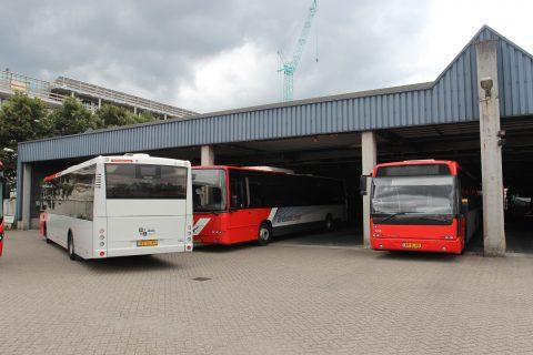 bussen, Veolia, hoofdkantoor Breda