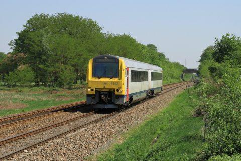 NMBS, trein, MR41