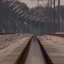 Spoor, rails, hitte