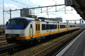Sprinter, station Almelo