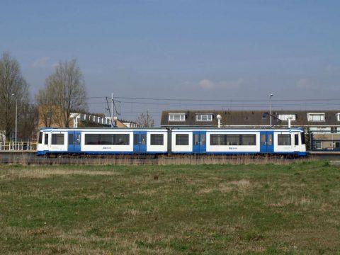 tramlijn 51, Amstelveenlijn, GVB