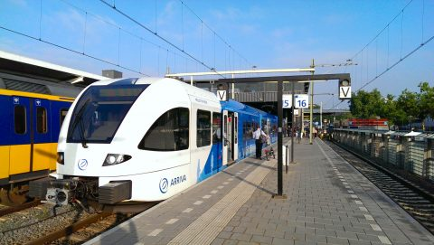 station Zwolle, Arriva