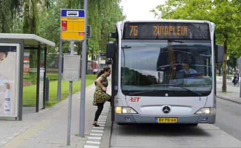 Citaro, bus, RET