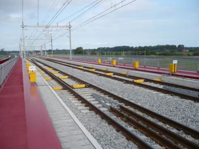 wissel, Dronten-Lelystad